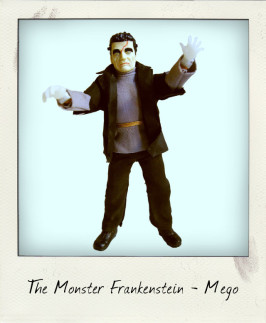 It's Alive! The Monster Frankenstein from Mego's Mad Monster Series