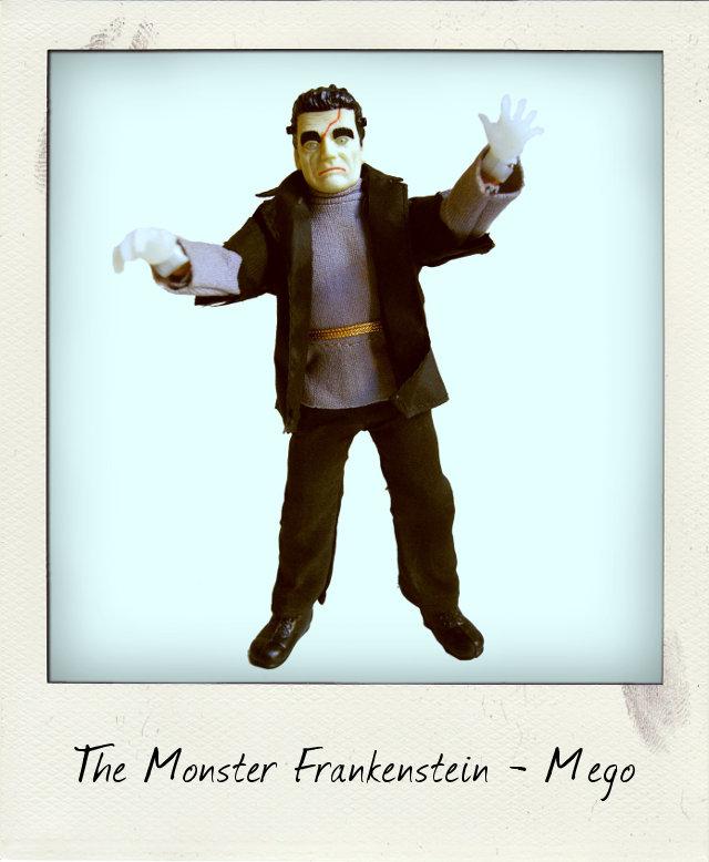 Mego Monster Frankenstein