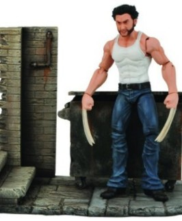 Pre-order X-Men Origins:Wolverine action figure