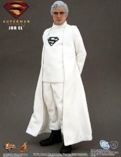 Marlon Brando as Jor-El in Superman Returns