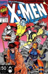 X-Men #1 October 1991