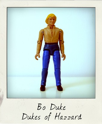 Bo Duke by Mego 1981