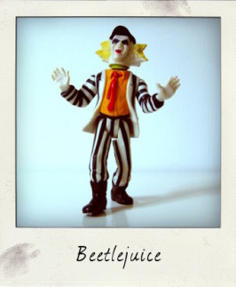 Beetlejuice - Kenner action figure 1989