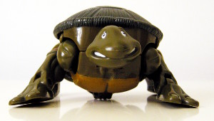 Mutatin' Donatello - Pet Turtle?!