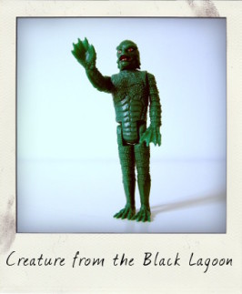 Creature from the Black Lagoon by Remco