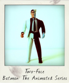 Two-Face by Kenner