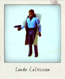 Lando Calrissian by Kenner