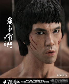 Bruce Lee Hot Toys Enter the Dragon 12-inch figure