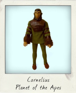 Cornelius from Planet of the Apes by Mego