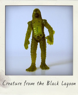 Creature from the Black Lagoon by Burger King