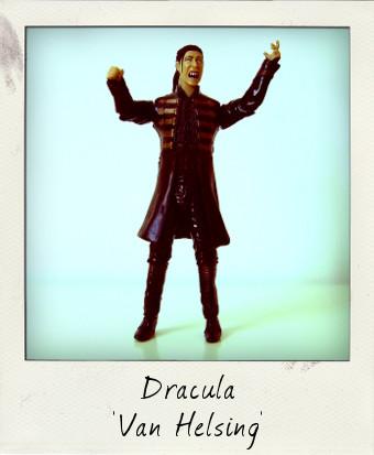 Dracula in 'Van Helsing'