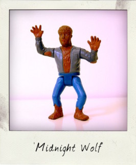 Midnight Wolf aka The Wolf Man by Simba