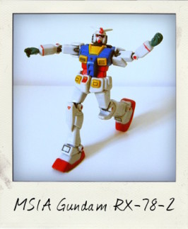Mobile Suit Gundam RX-78-2