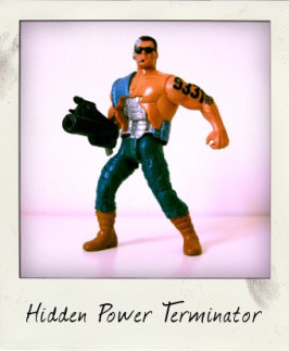 Terminator 2 - Hidden Power Terminator by Kenner