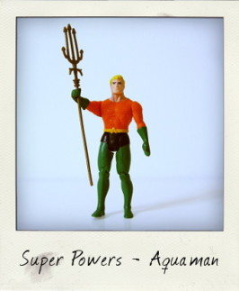 Kenner Super Powers: Aquaman!