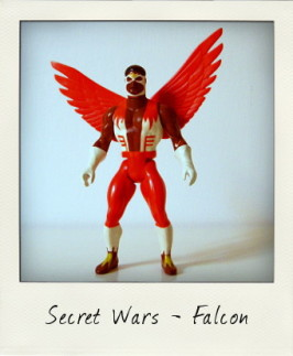 Secret Wars: Falcon