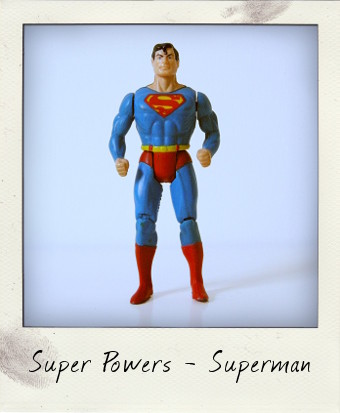 Kenner Super Powers: Superman