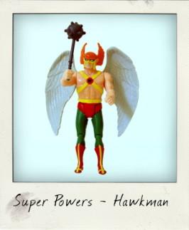 Kenner Super Powers: Hawkman