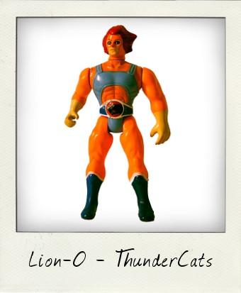 Lion-O from ThunderCats