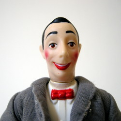 A great likeness of Pee-wee Herman