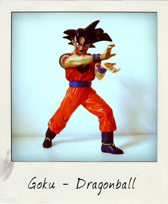 Goku from Dragon Ball Z