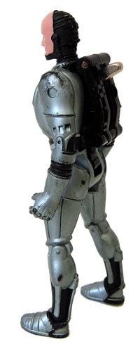 RoboCop's cap roll firing system