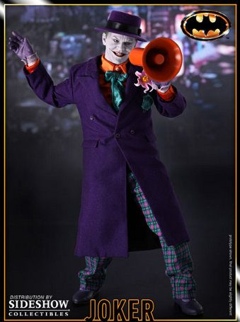 Jack Nicholson as The Joker by Hot Toys!