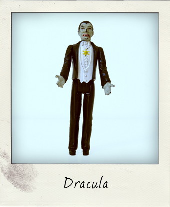 Dracula Mini Monster by Remco