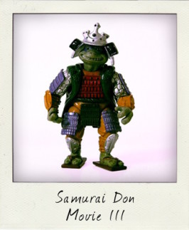 Samurai Don – The Foot-fightin' Film Star from Teenage Mutant Ninja Turtles III!