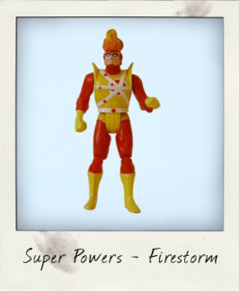 Kenner Super Powers: Firestorm!
