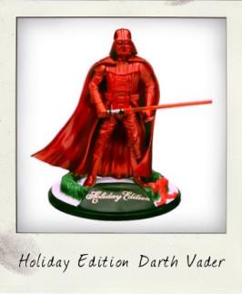 Holiday Edition Darth Vader
