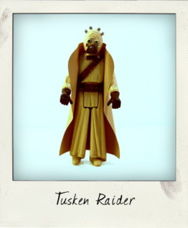 Sand People aka Tusken Raider