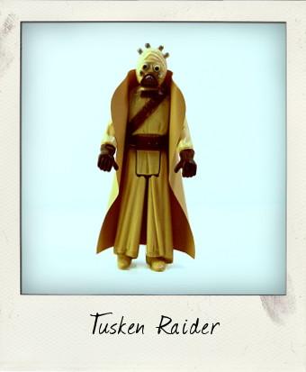 Sand People aka Tusken Raider