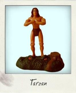 Tarzan by McDonald's