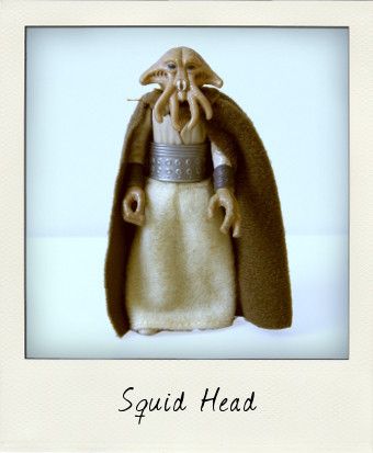 Squid Head
