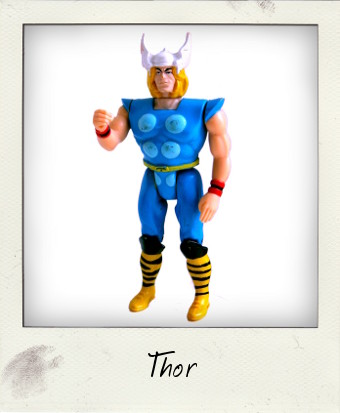 Marvel Super Heroes Thor by Toy Biz