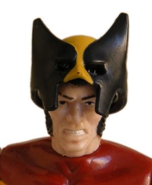 Grrrrr! Unmasked Wolverine / Logan