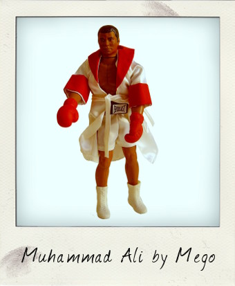 Muhammad Ali by Mego