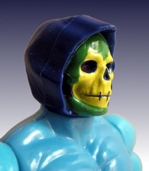 Skeletor - It's not easy being mean!