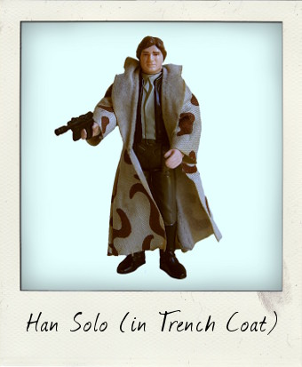 Han Solo in Trench Coat