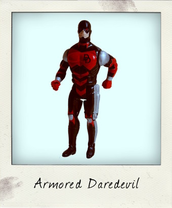 Armored Daredevil by Toy Biz