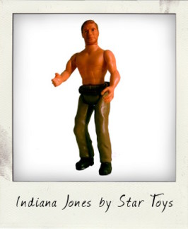 Indiana Jones by Star Toys