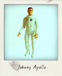 Johnny Apollo by Marx