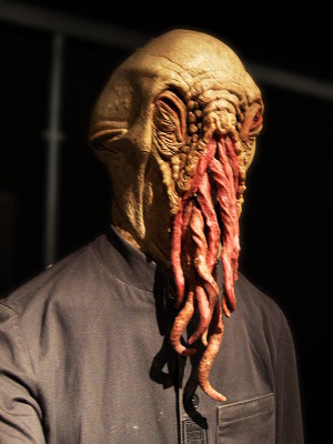 The Ood at the Doctor Who Experience