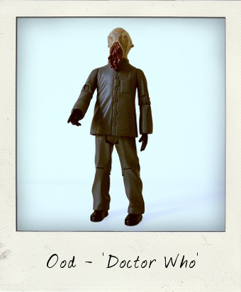 The Ood from Doctor Who