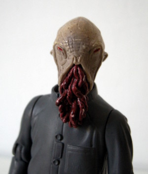 Red-eyed Ood
