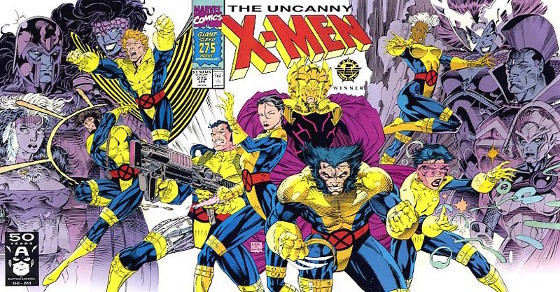 Issue #275 of the Uncanny X-Men