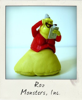 Roz from Monsters, Inc. by McDonald's