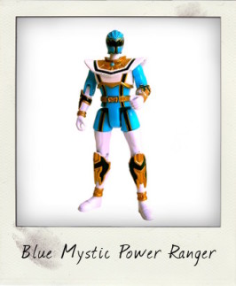 Blue Mystic Power Ranger