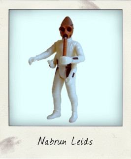 Nabrun Leids – Cantina Alien